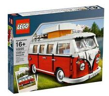 LEGO 10220 Advanced Models Volkswagen T1 Camper Van New