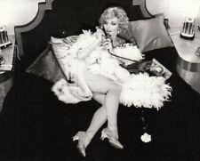 """JOAN COLLINS as 'Jane Banbury' - 10"""" x 8"""" b/w Photograph FALLEN ANGELS 1974"""