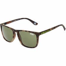 SUPERDRY - SHOCKWAVE 102 Matt Brown Tortoise Sunglasses, Unisex