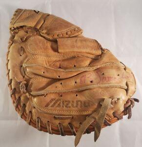 Mizuno MFR C021 Catchers Glove Mitt RHT Pro-Scoop Super Flex Palm
