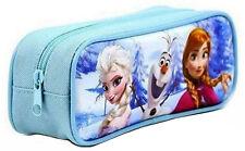 Disney Frozen Snow Blue Pencil Case