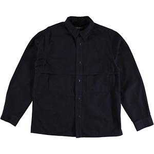 Filson Herringbone Jac-Shirt Night Sky Navy