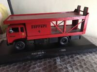 1/43 Camion Fiat 643N Bisarca Ferrari