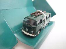 "BUB  VW  T2  Bus  ""Oldtimer Benefizrallye 2007""  (grün)  1:87  OVP !"