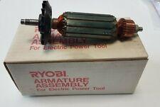 Indotto ( rotore ) Ryobi per smerigliatrice angolare mod. G1155A ( 154 )