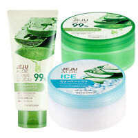 The Face Shop Jeju Aloe Refreshing Fresh Soothing Gel / Ice Gel 300ml
