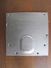 Lomart above ground Swimming Pool Skimmer Stainless Stell Winterizing Plate