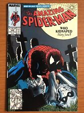 Amazing Spider-Man #308 (vol. 1) TODD MCFARLANE Marvel MARY JANE VF TASKMASTER