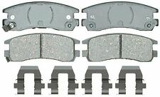 ACDelco 14D698CH Rear Ceramic Brake Pads