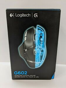 **NEW** LOGITECH G602 Wireless Gaming Mouse Black
