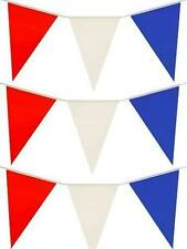 Union Jack Plastic Party Buntings