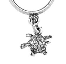 Turtle Toe Ring Genuine Sterling Silver 925 Best Deal Plain Jewelry Usa Seller