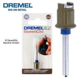 Dremel SC402 Speedclic Mandrel Speed Click by tyzacktools s402