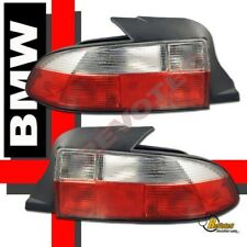 1996-1999 BMW Z3 Roadster Red Clear Tail Lights Lamps RH + LH 97 98