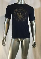 Harley Davidson Philosophy T Shirt Clinton Township, MI Size M Col Black