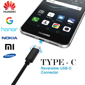 For Samsung Galaxy A70 A50 A40 Type C Data Sync Charger Fast Charging Cable USB