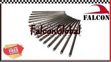 "Chevy 350 305 327 302 307 SBC Hardened MOLY Steel Push Rods 7.790"""