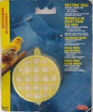 Hagen Living World Nesting Material Disc Bird Cage Nests 81960