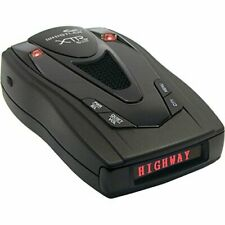 Whistler XTR-538 Laser Radar Detector (X, K, and Ka bands )360 Degree Protection