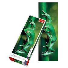 Trefl 300 Piece Adult Large Home Gallery Frog Climbing Stalk Jigsaw Puzzle NEW