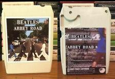 "BEATLES ""ABBEY ROAD"" 8 TRACK TAPE - CUSTOM LABEL"