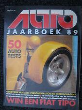 Auto Visie Jaarboek 89 ( 1989 )