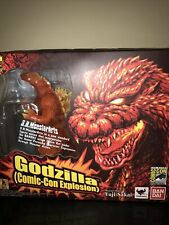SDCC 2012 Exclusive S. H. Monster Arts Bandai Godzilla (Comic-Con Explosion)