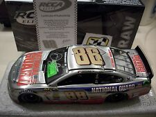 2014 RCCA~LIONEL 1/24 Dale Jr. National Guard (Pocono Win) {SIGNED!} RAW! ELITE!