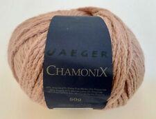 "Jaeger ""Chamonix� Luxury Yarn Angora Merino #901 Lille By the Ball Nwt"
