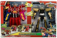 Power Rangers Dino Charge & Ptera Megazord Deluxe Pack Tri-Stego-Ptera New 2015