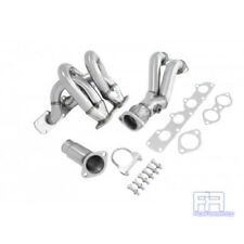 Manzo 2pc 4-2-1 Stainless Steel Header Chevy Cavalier 02-05 L4 2.2L EcoTec