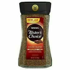 Nescafe Taster's Choice Instant Coffee House Blend 7oz Sealed!!
