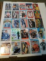 Lot Of Nascar Cards, Optic, Number, Rated Rookie, Elliott, Logano,Larson/More