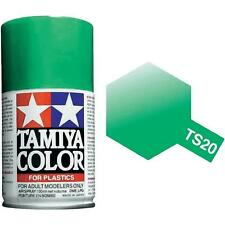 Tamiya TS-20 METALLIC GREEN Spray Paint Can 3 oz 100ml 85020 Naperville