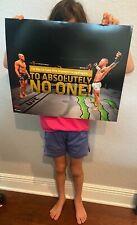 Conor Mcgregor 16x20 photo FREE SHIPPING UFC MMA