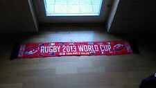 Schal/scarf Rugby 2013 World Cup England&Wales