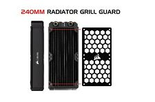 CORSAIR - 240MM GTX Computer Radiator Cover Plate Water Cooling Fan Guard Grill