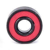 608RS roulement à billes en céramique pour roues à rouleaux rotatifs à doigts
