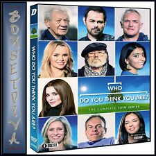 Who Do You Think You Are? Series 13 BBC DVD Region 2