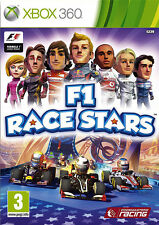 F1 Race Stars Xbox 360 *in Excellent Condition*