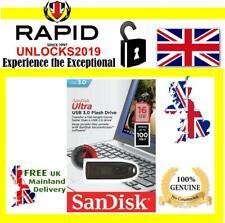 Brand New SanDisk Ultra 100 MB/s USB 3.0 Flash Drive - 16GB