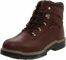 Wolverine Men's W04821 Buccaneer Work Boot, Dark Brown, Size 13.0 jcGB