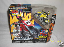 Spin Master  Moto Frenzy  Air Hogs  R/C  Frequency A  Yellow  Age 8+