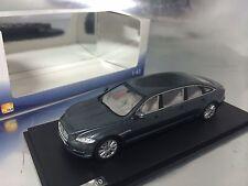 1/43 GLM #GLM213602 JAGUAR Wilcox XJ351 6-door Limousine grey with silver wheels