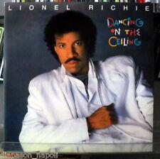 Lionel Richie: Dancing On The Ceiling LP Vinyl 33 rpm Promo White Label Gatefold