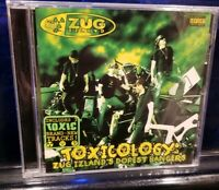 Zug Izland - Toxicology CD SEALED insane clown posse psyhcopathic records icp