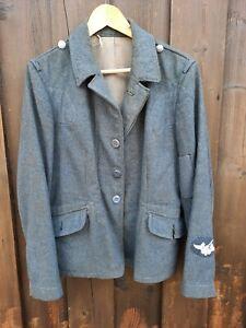 Fliegerbluse Jacke Uniformjacke Luftwaffe Flak Wehrmacht Deutsch 2 WK