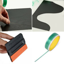 5m Knifeless Cutter Tape Line Car Sticker Foil Tint Cutting Tool w/ Squeegee 1x