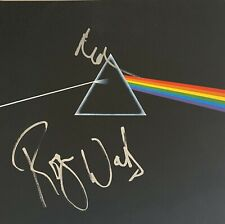 Pink Floyd Signed Album Nick Mason Roger Waters Autograph Vinyl Proof (Gilmour)
