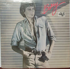 "Barry Manilow - Barry 1980 Arista 12"" 33 RPM LP (M) SEALED **NEW** Vinyl Record"